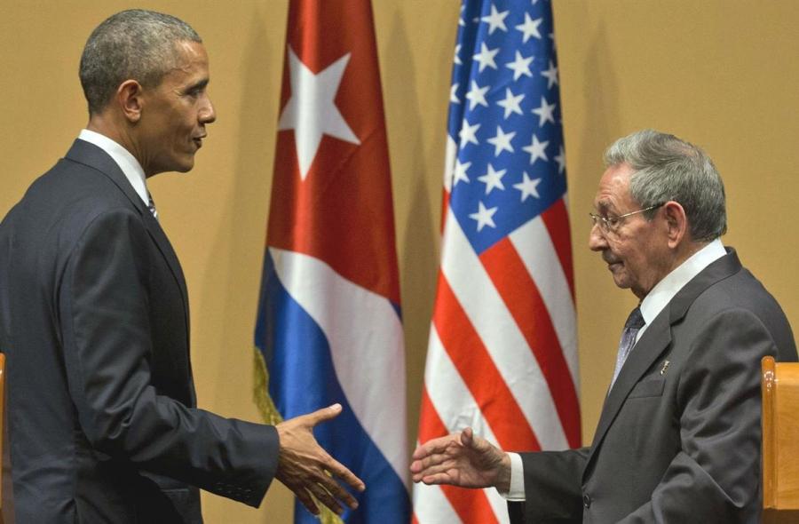 Obama y Castro1