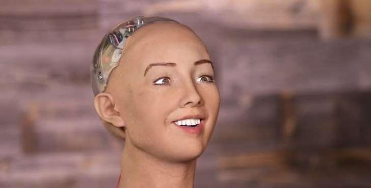 Robot Sofia1