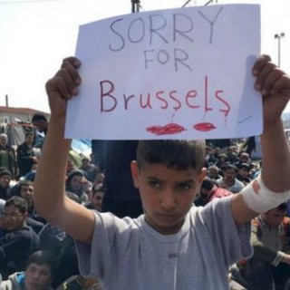 Sorry Brussels